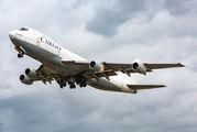 4L-GEO - Geo-Sky Boeing 747-200SF aircraft