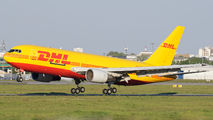 A9C-DHR - DHL Cargo Boeing 767-200 aircraft