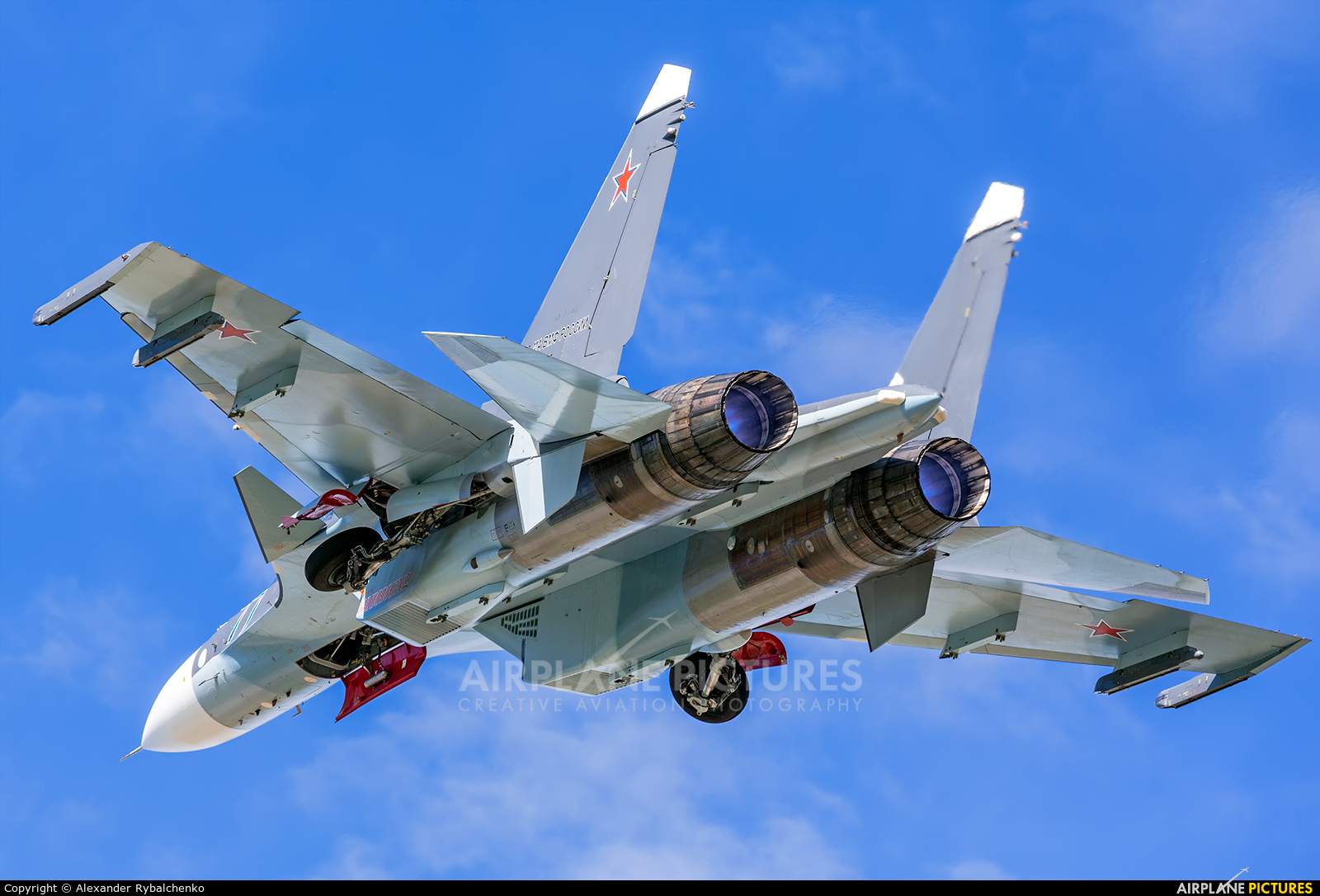 Russia - Navy RF-81881 aircraft at Undisclosed Location