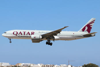 A7-BFT - Qatar Airways Cargo Boeing 777F