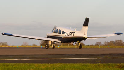 G-LSFT - Private Piper PA-28-161 Cherokee Warrior II