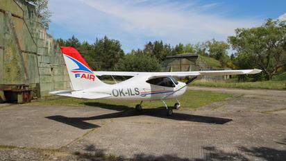 OK-ILS - F-Air Tecnam P2008
