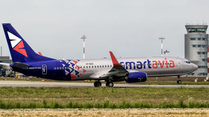 VP-BAB - Smartavia Boeing 737-800