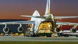 Antonov Airlines /  Design Bureau Antonov An-124 UR-82009 at Budapest Ferenc Liszt International Airport airport