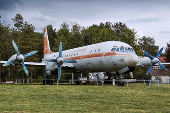 DDR-STE - Interflug Ilyushin Il-18 (all models)