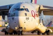 A7-MAB - Qatar Amiri Flight Boeing C-17A Globemaster III aircraft