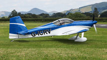 G-ICRV - Private Vans RV-7 aircraft