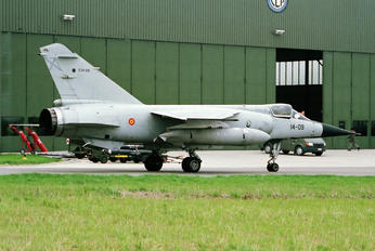 C.14-09 - Spain - Air Force Dassault Mirage F1M