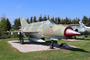 853 - Germany - Democratic Republic Air Force Mikoyan-Gurevich MiG-21bis