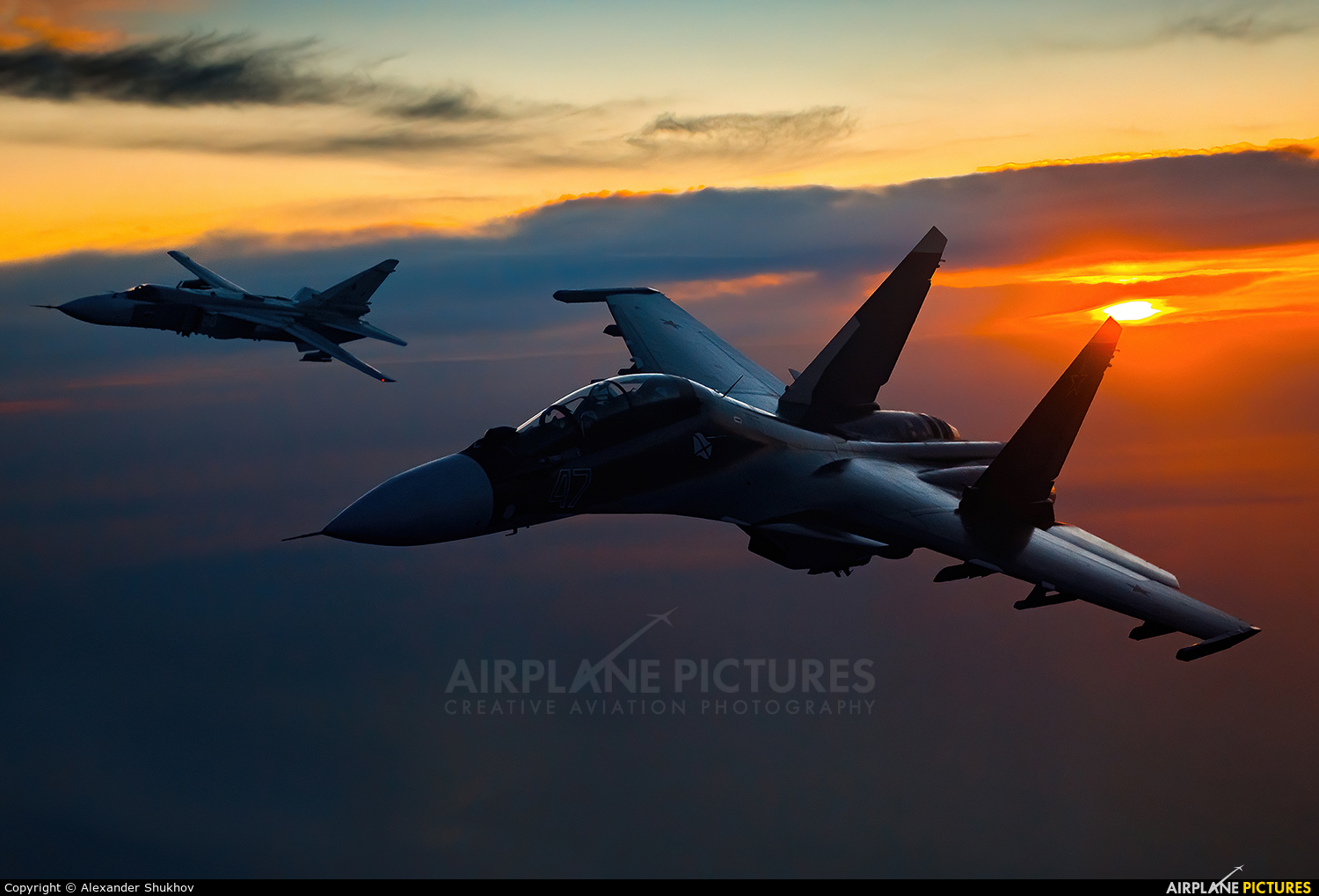 Russia - Navy RF-33788 aircraft at In Flight - Russia