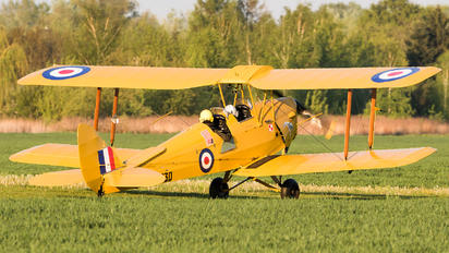 SP-YAA - Private de Havilland DH. 82 Tiger Moth
