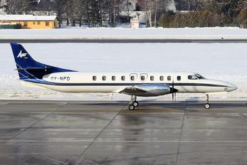 OY-NPD - North Flying Swearingen SA226 Metro III