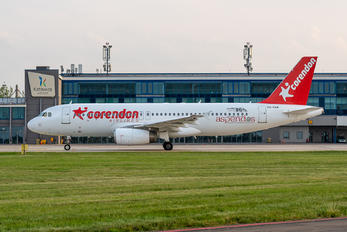 ZS-GAW - Corendon Airlines Airbus A320