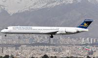 EP-MDD - Iran Air Tours McDonnell Douglas MD-82 aircraft