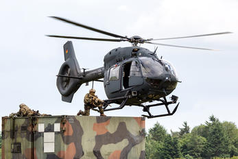 76+01 - Germany - Air Force Eurocopter H145