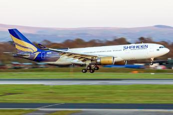 AP-BML - Shaheen Air International Airbus A330-200