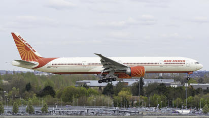 VT-ALL - Air India Boeing 777-300ER