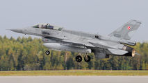 4081 - Poland - Air Force Lockheed Martin F-16D block 52+Jastrząb aircraft