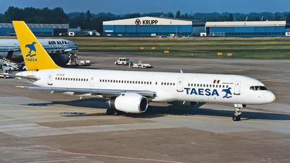 XA-RLM - TAESA Lineas Aereas Boeing 757-200