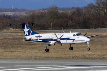 N111AX - Alaska Central Express Beechcraft 1900C Airliner