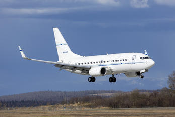 N668CP - Private Boeing 737-700 BBJ