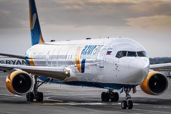 VP-BRA - AzurAir Boeing 767-300ER
