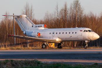 RA-88308 - Bylina Yakovlev Yak-40