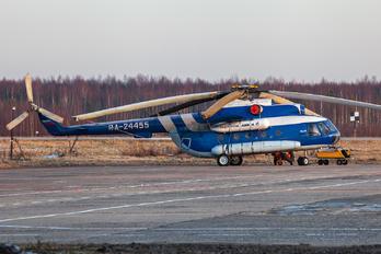 RA-24455 - Gazpromavia Mil Mi-8T