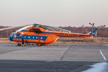 RA-22989 - Vologda Air Enterprise Mil Mi-8T
