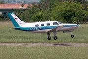 D-EEJF - Private Piper PA-46 Malibu / Mirage / Matrix aircraft