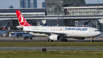 TC-LOA - Turkish Airlines Airbus A330-300 aircraft