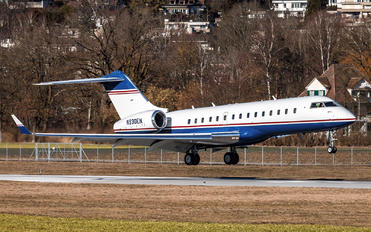 N930EN - Private Bombardier BD-700 Global Express