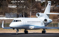 M-DUBS - Private Dassault Falcon 900 series aircraft