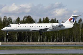 RA-67229 - Severstal Bombardier CRJ-200LR
