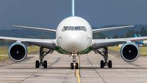 UK67001 - Uzbekistan Airways Boeing 767-300ER aircraft