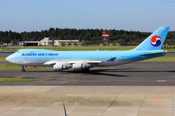HL7400 - Korean Air Cargo Boeing 747-400F, ERF