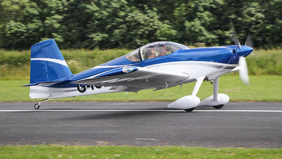 G-ICRV - Private Vans RV-7