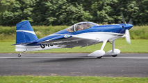 G-ICRV - Private Vans RV-7 aircraft