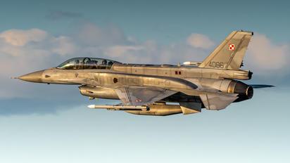 4086 - Poland - Air Force Lockheed Martin F-16C block 52+ Jastrząb