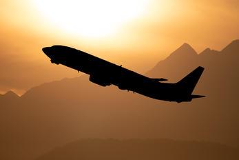 LN-RCN - SAS - Scandinavian Airlines Boeing 737-800