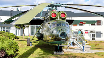 670 - Museum of Polish Aviation Mil Mi-6A