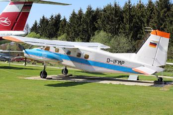 D-IFMP - DLR Flugbetriebe Dornier Do.28 D Skyservant