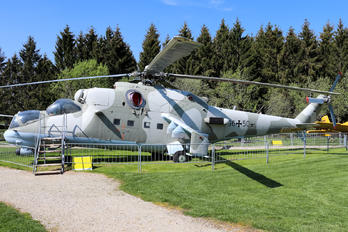 96+50 - Germany - Air Force Mil Mi-24P