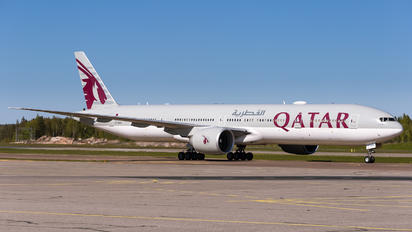 A7-BAK - Qatar Airways Boeing 777-300ER