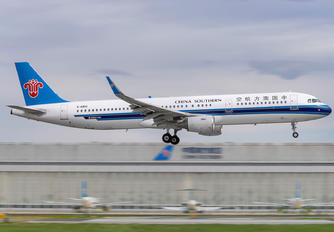 B-8900 - China Southern Airlines Airbus A321