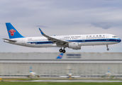 B-8900 - China Southern Airlines Airbus A321 aircraft