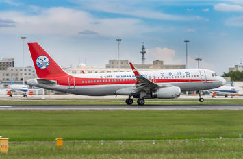 B-6955 - Sichuan Airlines  Airbus A320