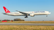TC-JJN - Turkish Airlines Boeing 777-300ER aircraft