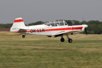 OK-LLK - Private Zlín Aircraft Z-226 (all models)