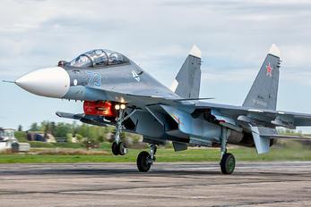RF-34011 - Russia - Navy Sukhoi Su-30SM